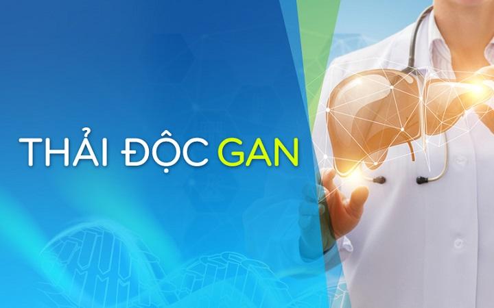 Sử dụng liệu trình thanh lọc gan tại bệnh viện quốc tế DNA