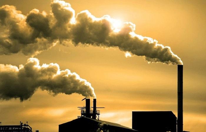 Tầm soát kim loại nặng, kim loại nặng từ ô nhiễm không khí